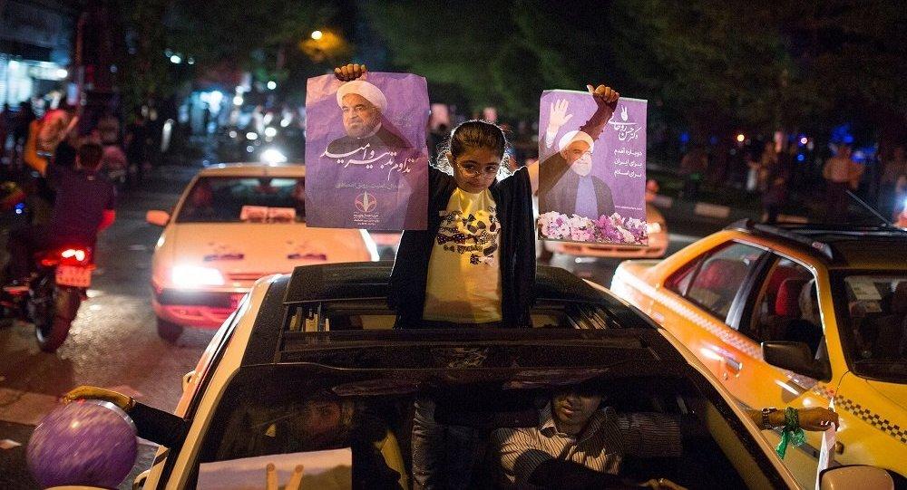 فوز جسن روحاني
