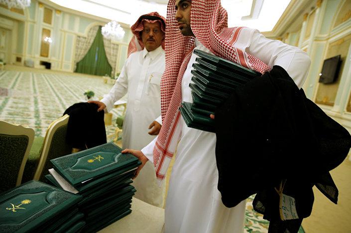 عدد كبير من الاتفاقيات التي وقعتها السعودية مع أمريكا خلال زيارة ترامب
