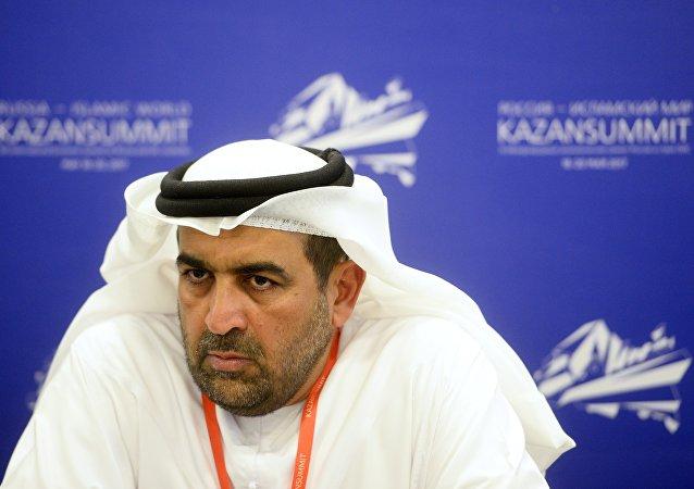راشد أحمد بن فهد- وزير الدولة ورئيس مجلس إدارة هيئة المواصفات والمقاييس في الإمارات العربية المتحدة