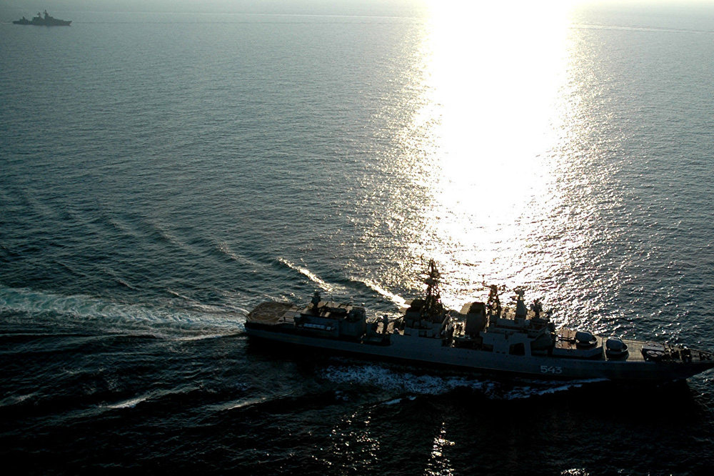 أسطول المحيط الهادئ