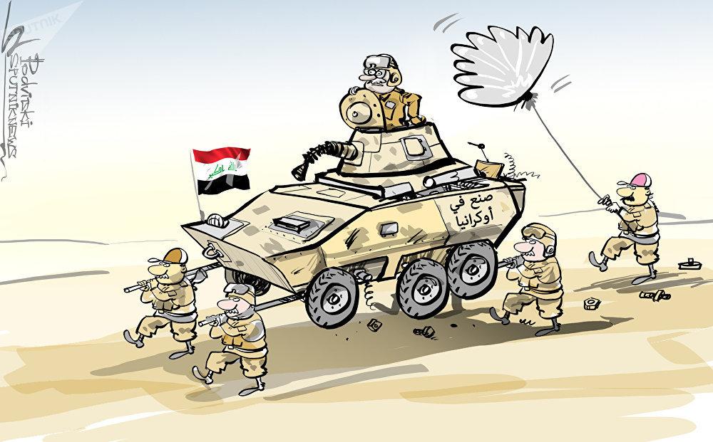 اخر تطورات صفقة مدرعات BTR-4 الاوكرانيه للعراق - صفحة 2 1024150921