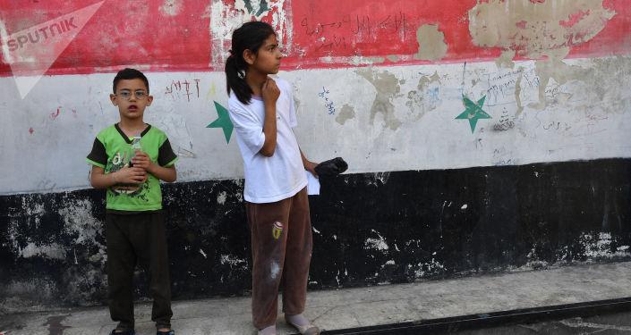 الحياة اليومية في دمشق، سوريا