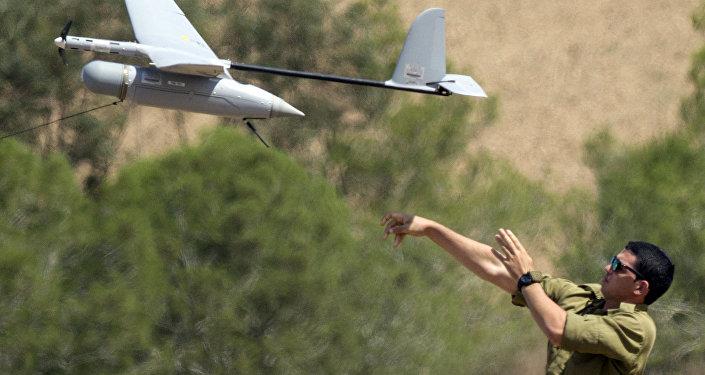 طائرة الاستطلاع SkyLark