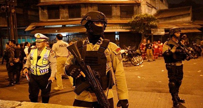 تفجير إندونسيا