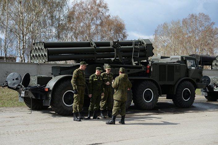 """ميزات """"أوراغان"""" ثاني أقوى راجمة صواريخ في العالم يملكها الجيش السوري (صور) 1024309927"""