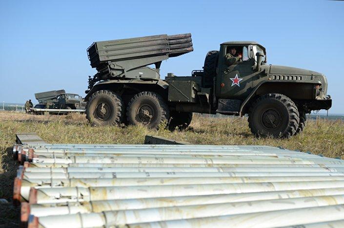 """ميزات """"أوراغان"""" ثاني أقوى راجمة صواريخ في العالم يملكها الجيش السوري (صور) 1024310009"""