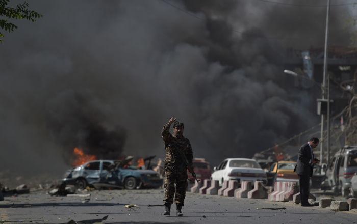 سماع دوي انفجارات في العاصمة الأفغانية