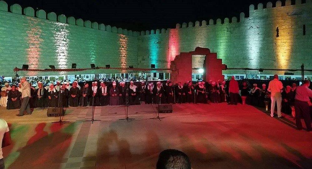 احتفالات الثقافة المصرية برمضان