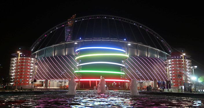 ستاد خليفة الدولي في قطر