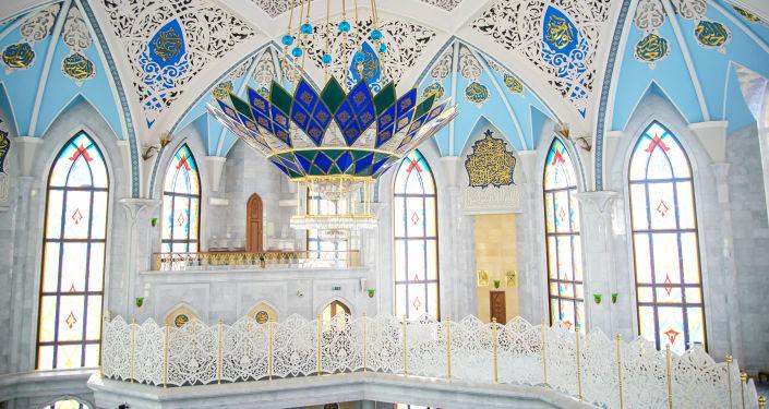 مسجد قول شريق في قازان