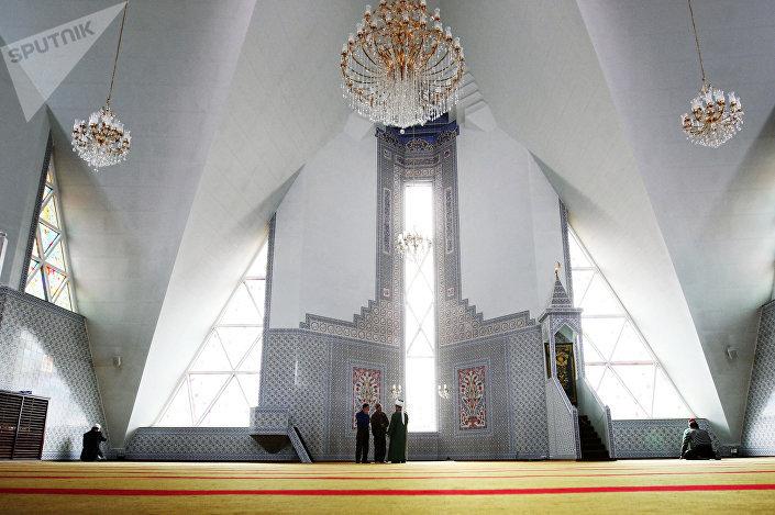 مسجد لا لا تولبان في أوفا