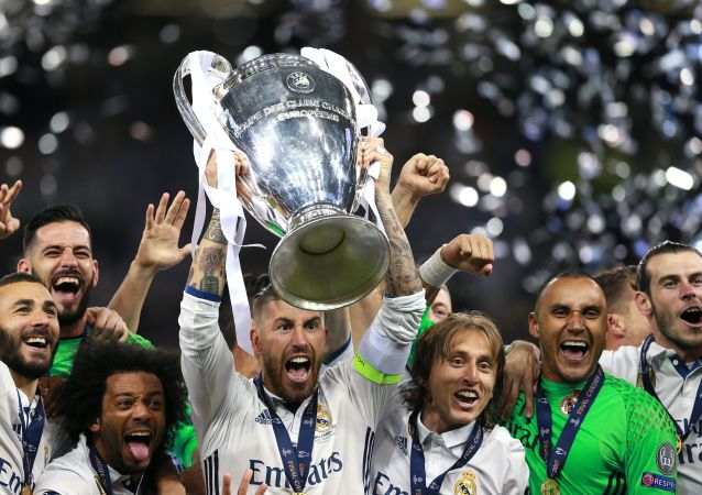 فوز فريق نادي ريال مدريد الإسباني على فريق نادي يوفينتوس الإيطالي بلقب بطل أندية أوروبا، 3 يونيو/ حزيران 2017