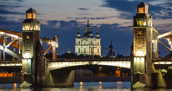 مدينة سان بطرسبورغ