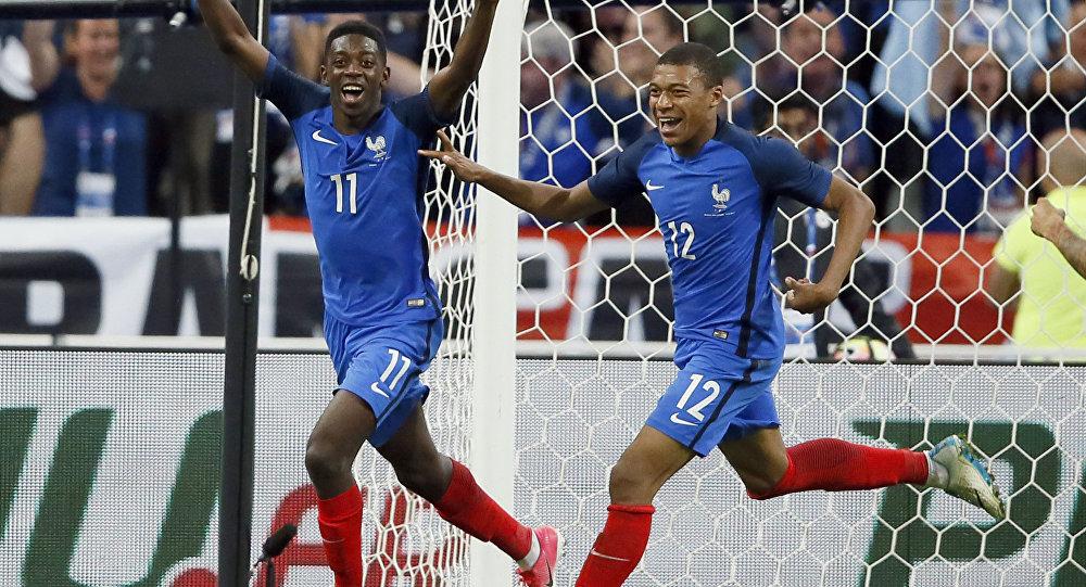 فرنسا وأنجلترا
