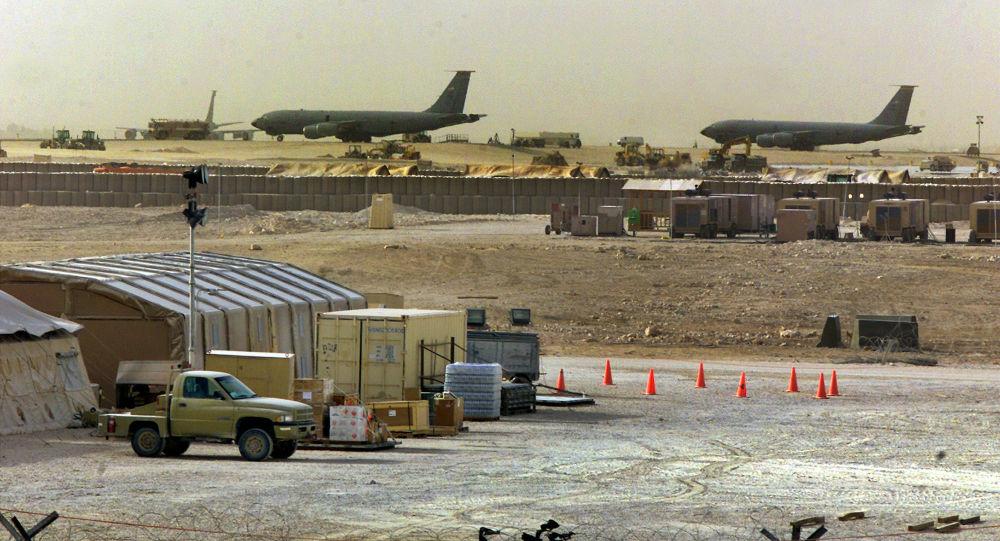 قاعدة العديد في قطر