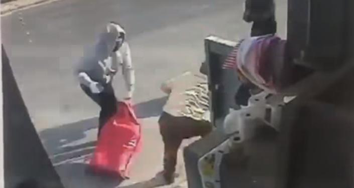 سيارة نقل أموال في السعودية