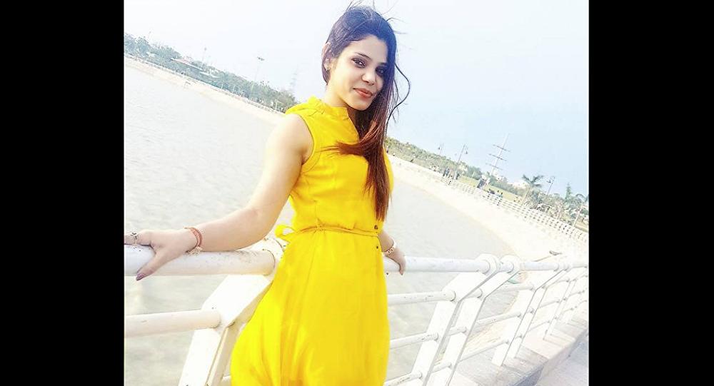 كريتيكا شودري Kritika Chaudhary