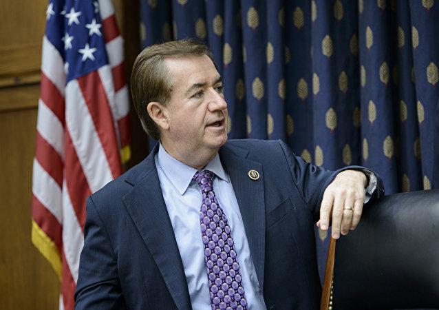 رئيس لجنة الشؤون الخارجية في مجلس النواب الأمريكي، إد رويس