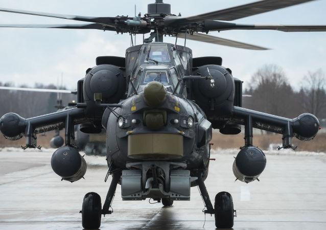 الصياد الليلي الروسي مي-28-إن