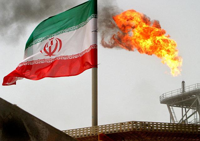 الغاز الطبيعي الإيراني