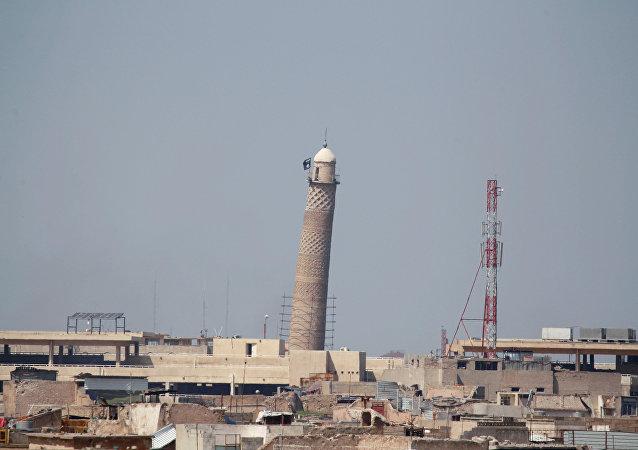 منارة الحدباء - العراق - الموصل