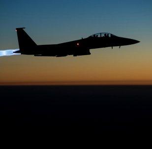 ضربات جوية للتحالف الدولي في سوريا والعراق