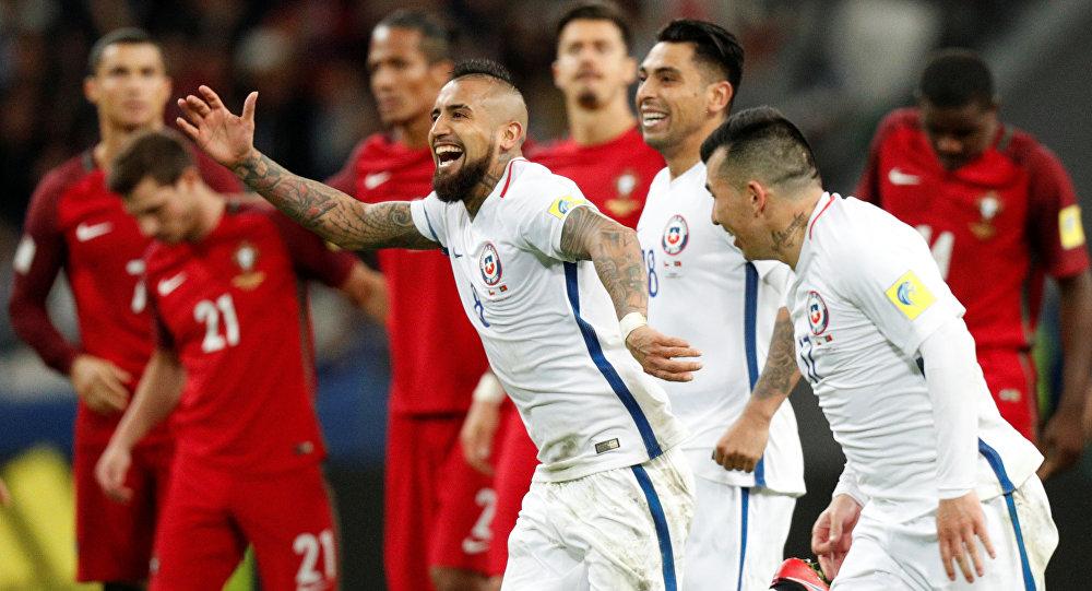 تشيلي والبرتغال