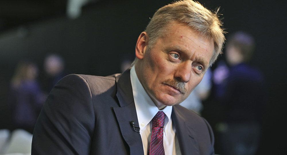المتحدث الصحفي باسم الرئيس الروسي دميتري بيسكوف