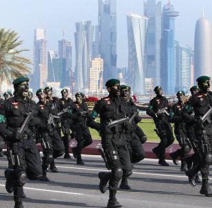 القوات الخاصة في الدوحة