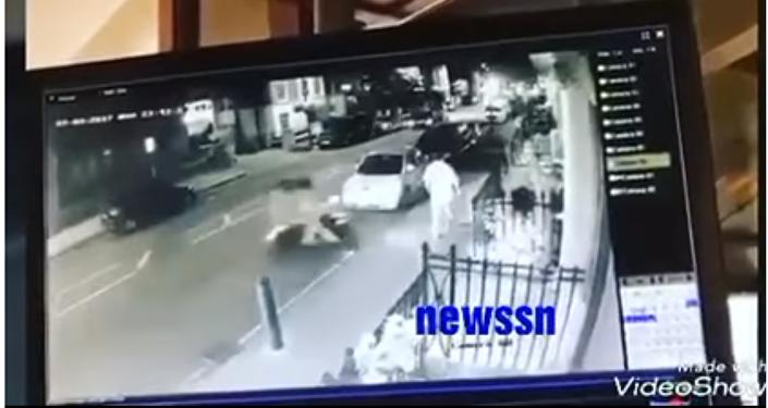 سرقة سائح خليجي في لندن