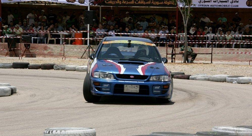 انطلاق المرحلة الأولى من بطولة سوريا الـ 12 لسباقات السرعة
