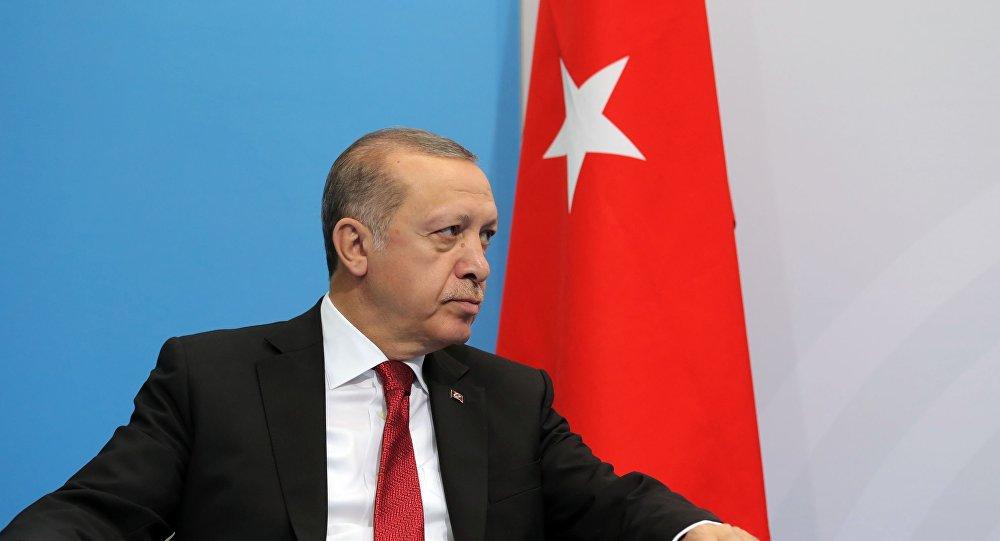 الرئيس التركي إردوغان
