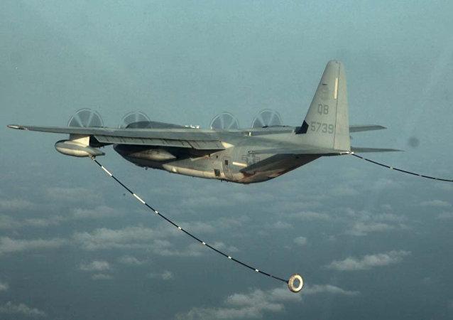 طائرة عسكرية من طراز كيه سي - 130