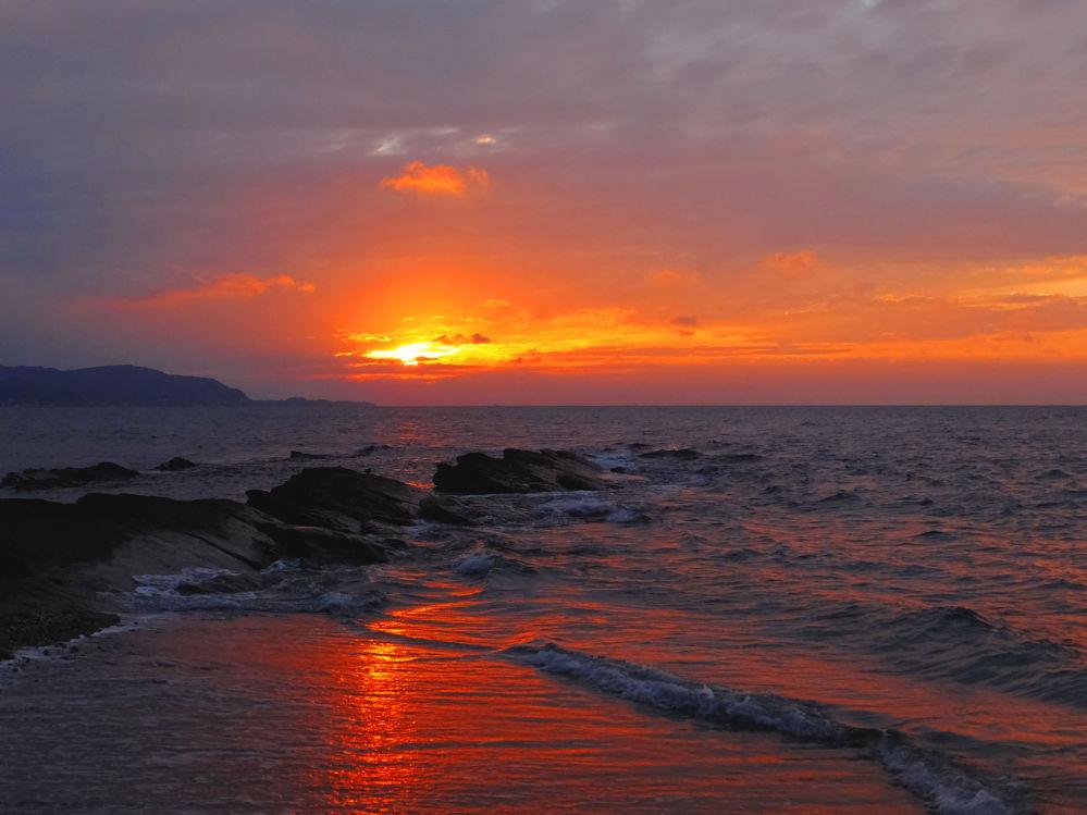 جزيرة أوكينوشيما، حيث يوجد دير للرجال فقط، اليابان