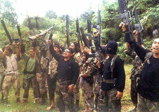 إرهابيون فلبينيون