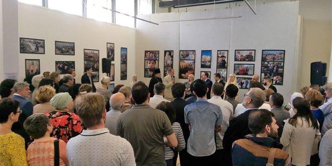 معرض دولي للتصوير الضوئي في موسكو عن سوريا