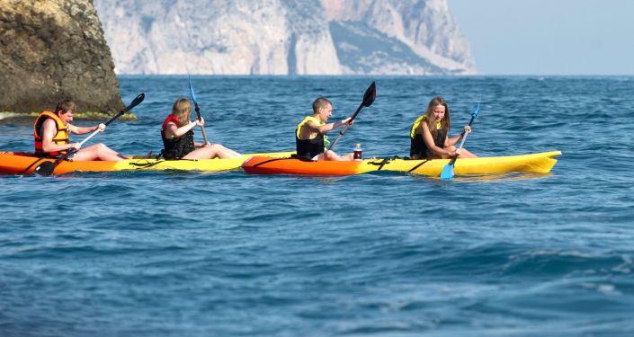 السياحة في القرم - بالاكلافا