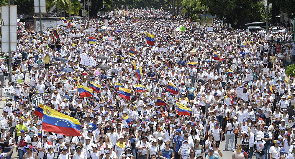 المعارضة في فنزويلا