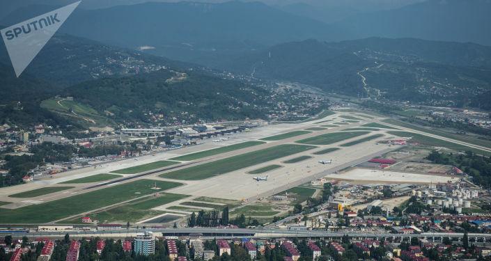 مطار سوتشي