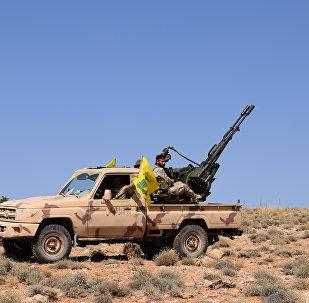 حزب الله في جرود عرسال