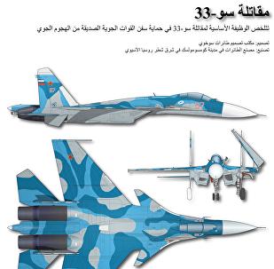 مقاتلة سو-33