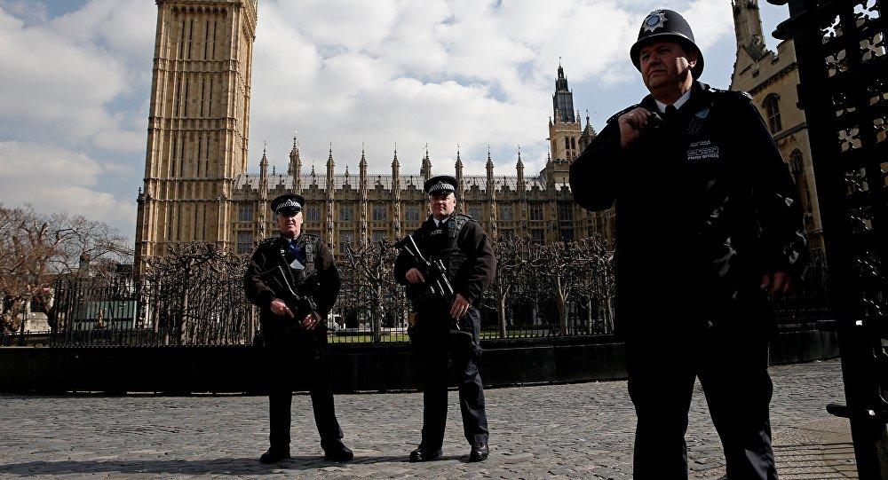 الشرطة في لندن
