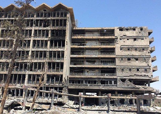 مخلفات داعش شمال العراق