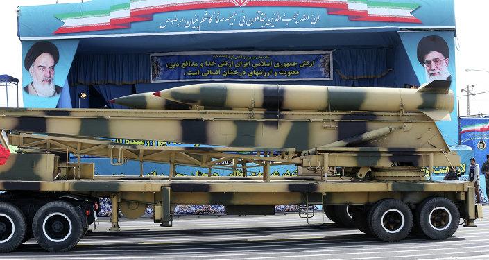 القوات العسكرية الإيرانية