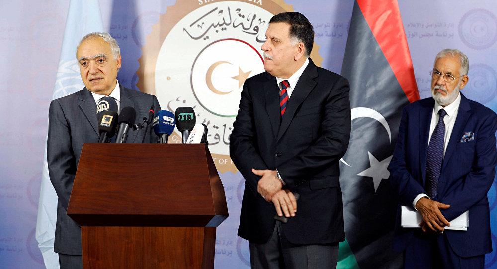 نتيجة بحث الصور عن غسان سلامة  و ليبيا