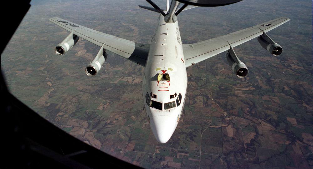 Самолет специального назначения Boeing WC-135 Constant Phoenix ВВС США