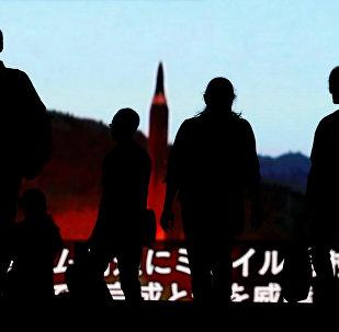 صواريخ كوريا الشمالية