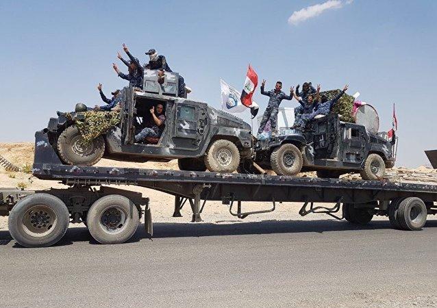 قوة عراقية مدمرة تصل أخطر أوكار داعش