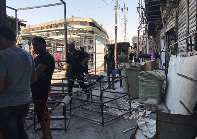 سوق بغداد الجديدة