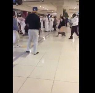 مشاجرة في السعودية